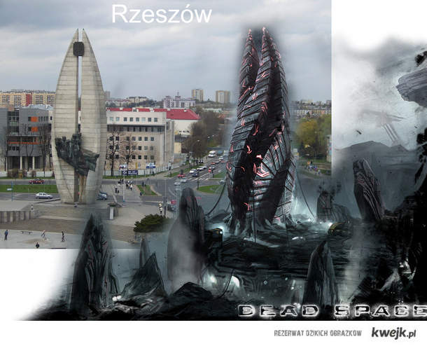 Dead space & Rzeszów