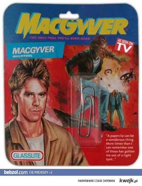 McGyver multitool