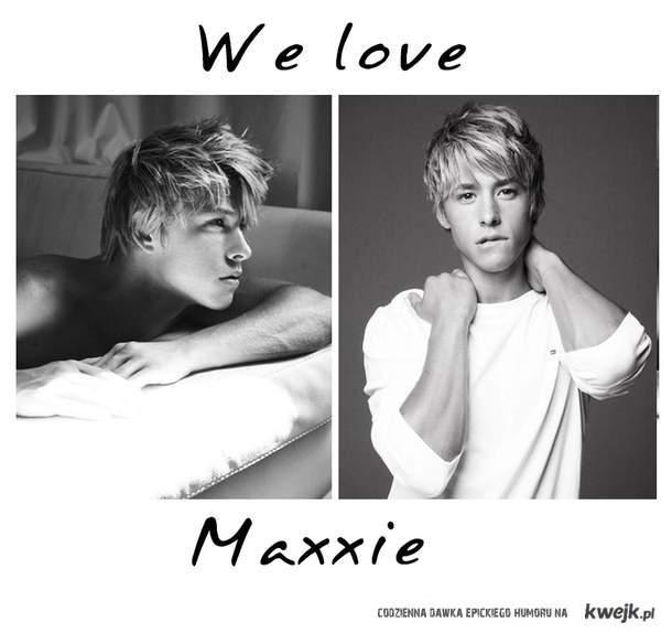 We Love Maxxie