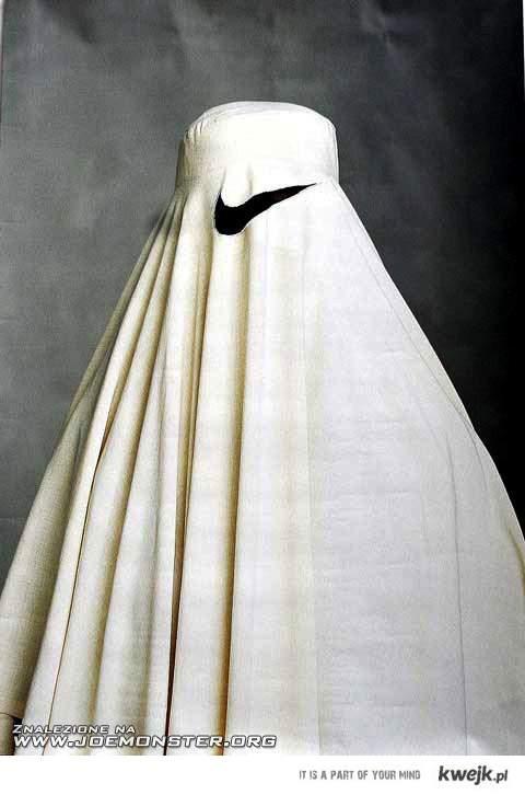 burka na sportowo