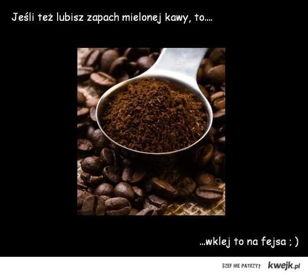 mielona kawa