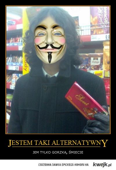 Alternatywny Anonim