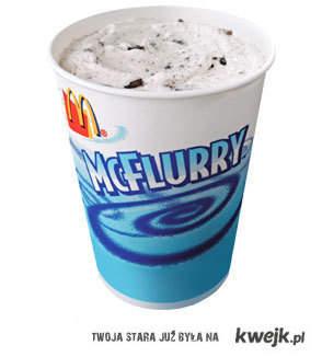 i love mcflurry