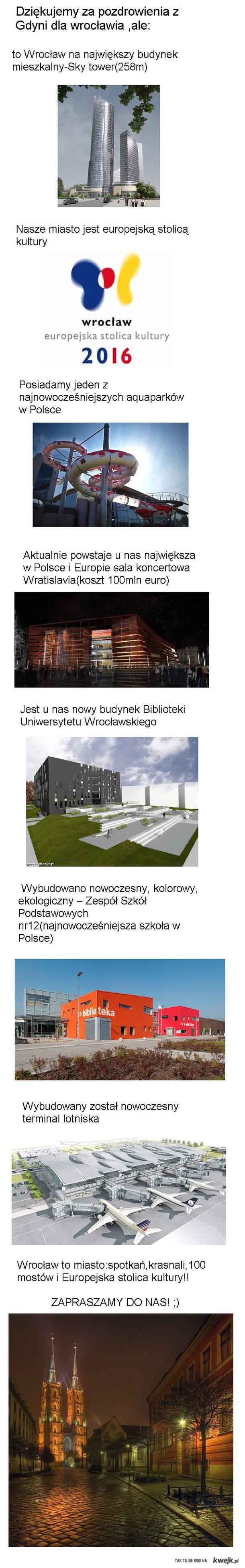 Wrocław-miasto zmysłów