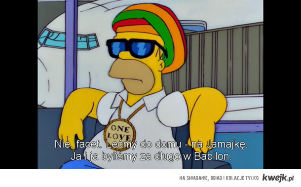 Rasta Homer
