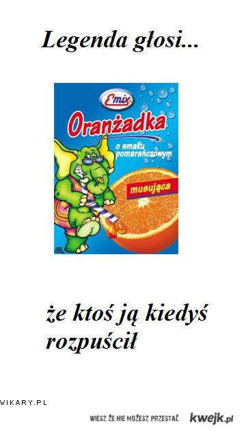oranżadka