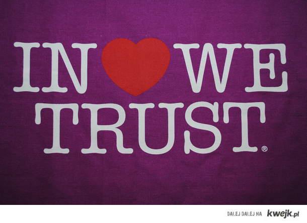 trust in love
