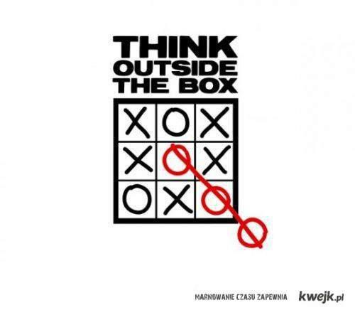 Myśl poza pudełkiem