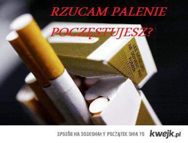 Rzucam palenie