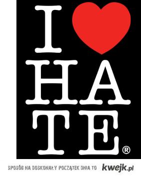 I luv HATE