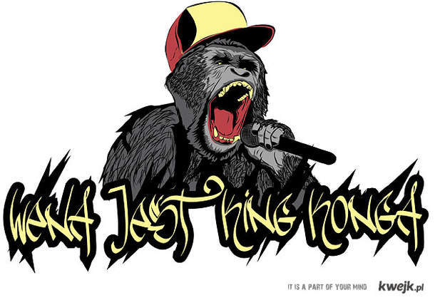 I Wena Jest King Konga