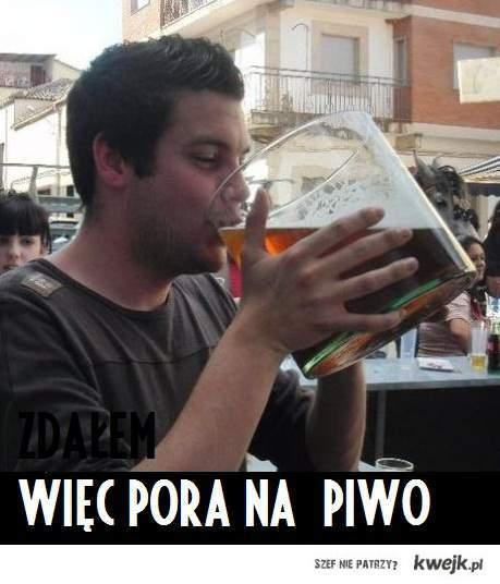 pora na piwo