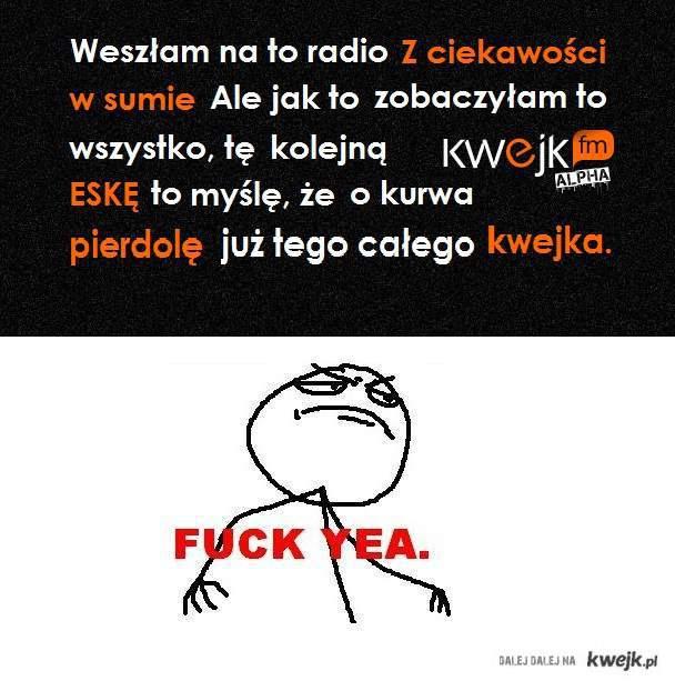 Radio kwejk