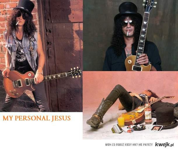 MY PERSONAL JESUS