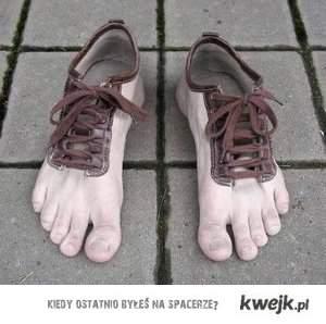 Dziwne buty