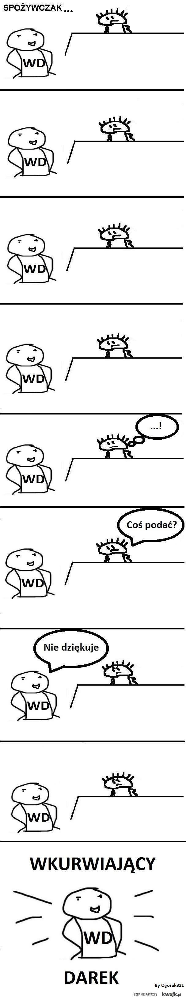 Przygody WD Cz.2