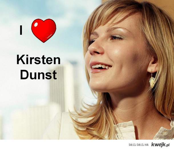 Love Kirsten
