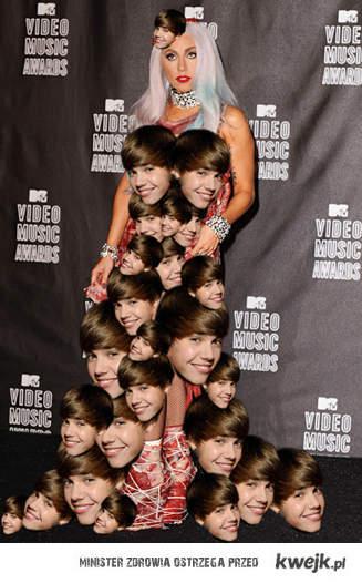 Gaga Bieber