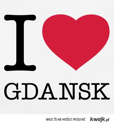 I <3 Gdańsk