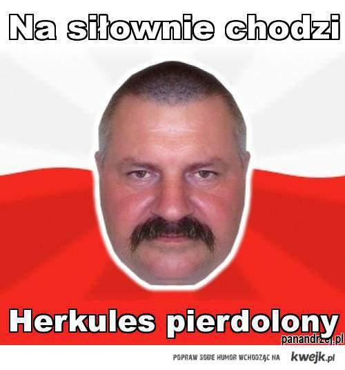 Pan Andrzej o herkulesie