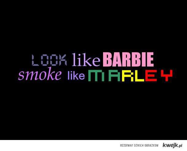 smoke like marley