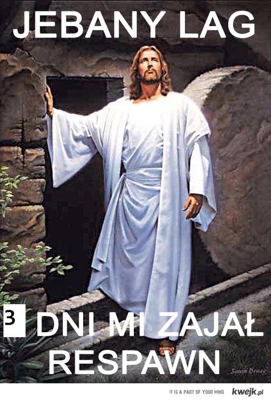 Jezus i lag