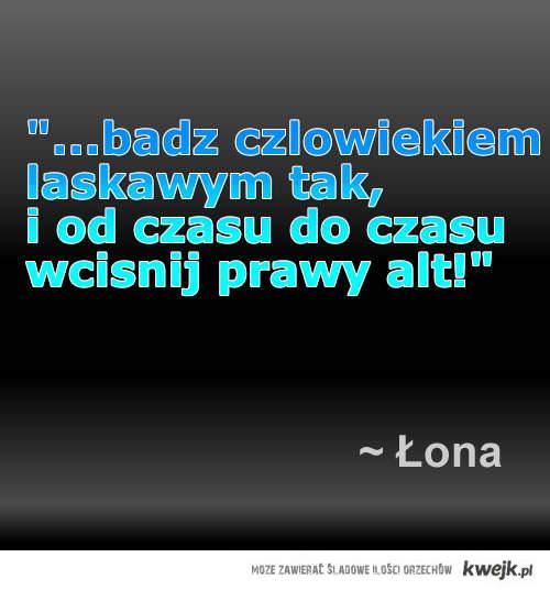 polskie znaki dz*wko!