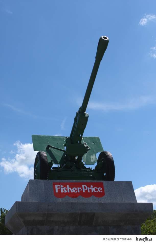 Fisher Price - zabawki dla dużych dzieci