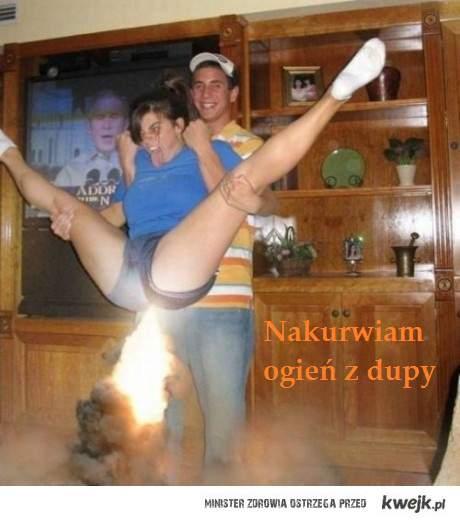 Nakurwia...