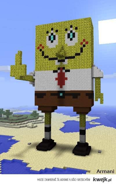 Spongebob-minecraft
