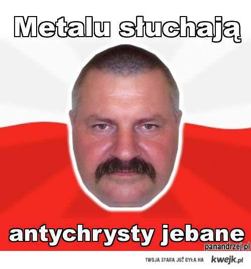metalu słuchają...