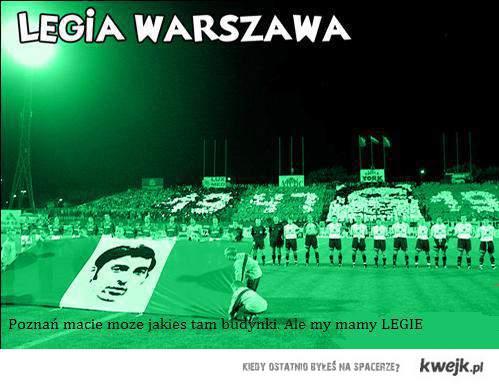 Warszawa vs poznań