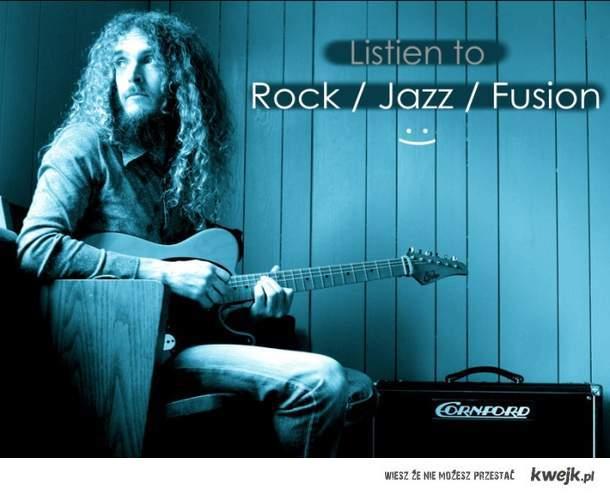 Rock/Jazz/Fusion