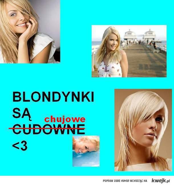 Chujowe Blondynki