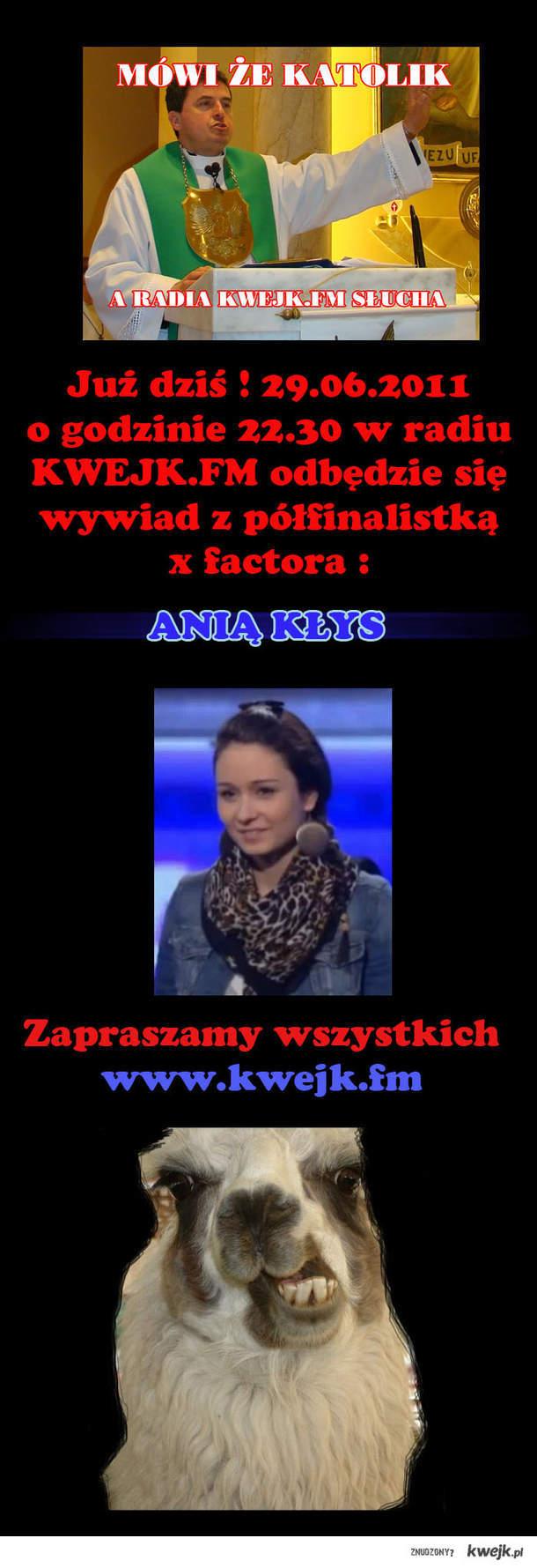 Wywiad z Anią