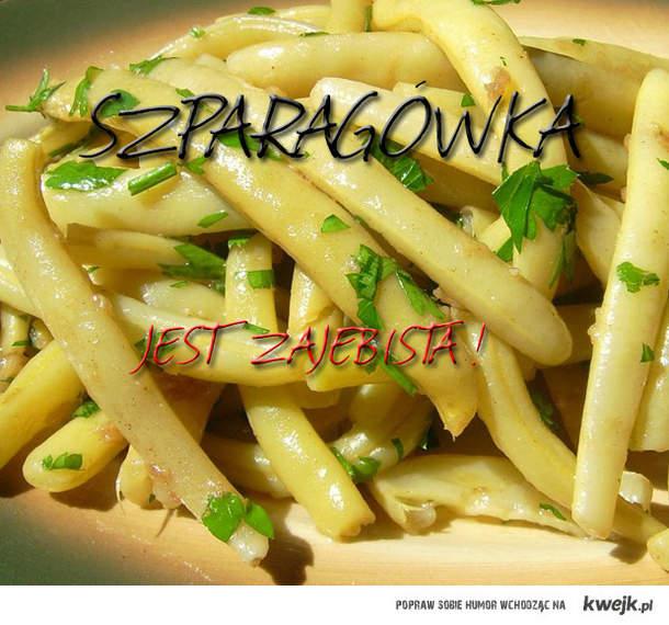 szparagówka