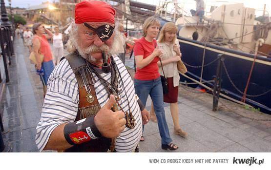 Olej system, zostań piratem