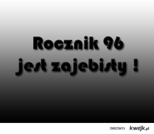 Rocznik 96
