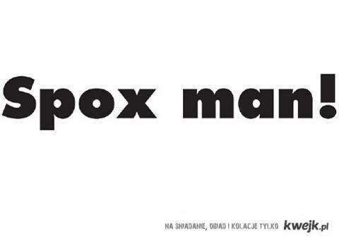 spox man