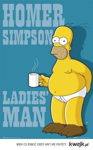 Homer Simpson < 3