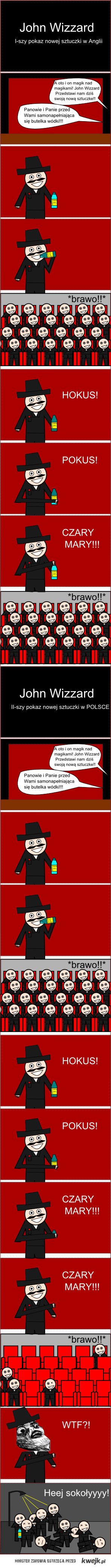 Magik John Wizzard