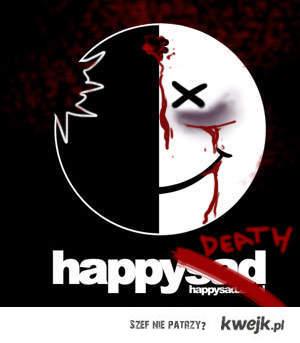 happysad?