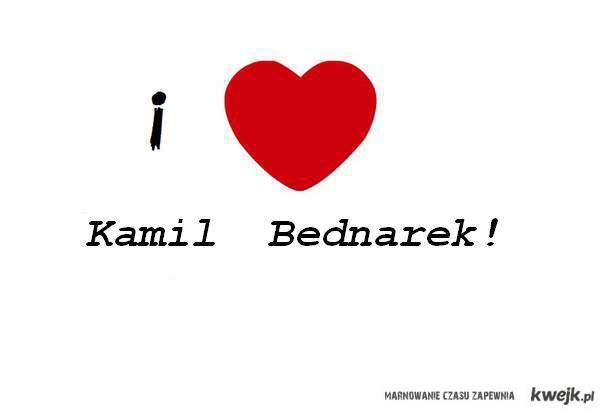 Kamil Bednarek.