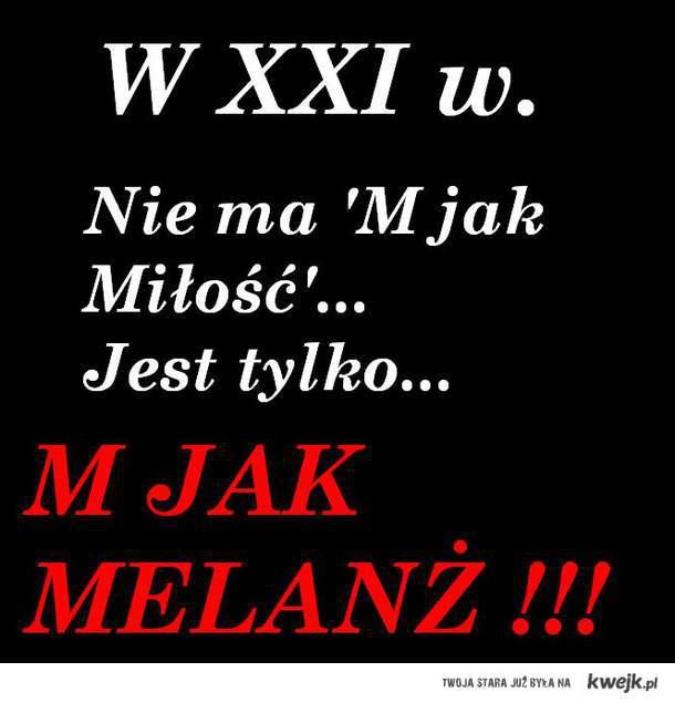 Melanżż..