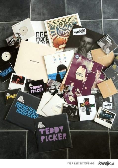 Arctic Monkeys ! <3