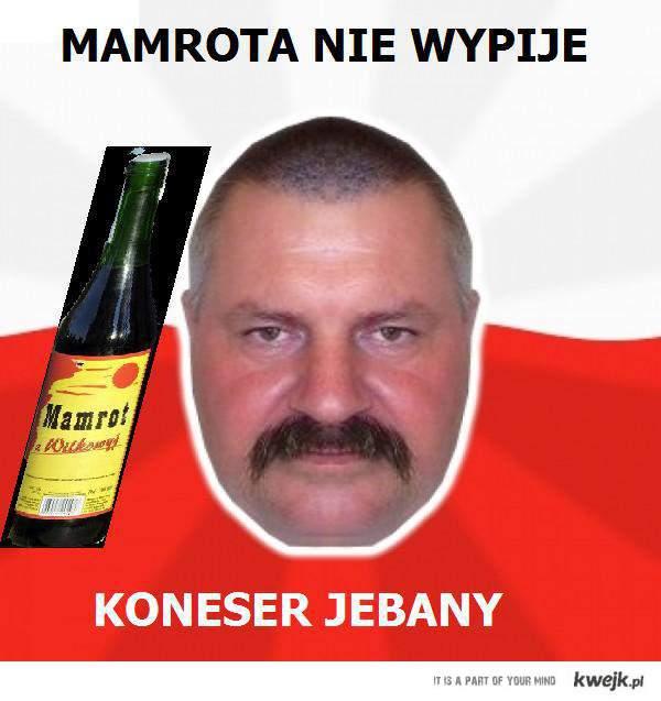 Pan Andrzej i mamrot
