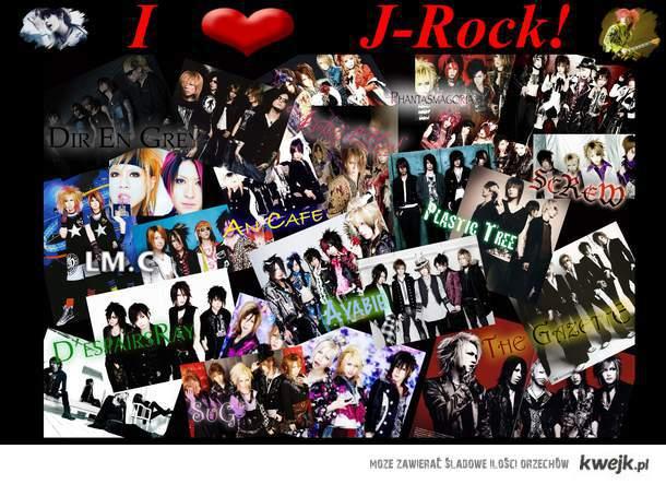 I<3 J-rock!