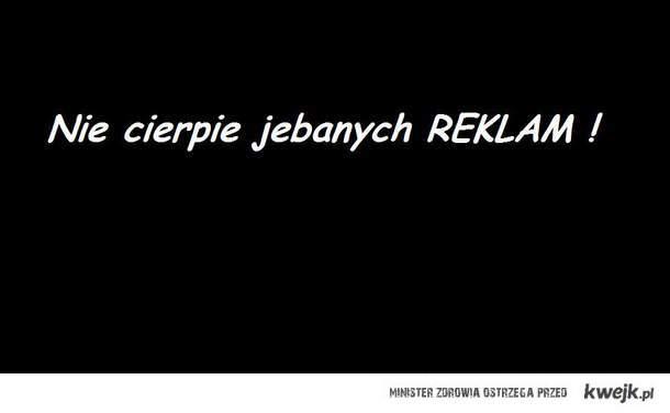 Jebane Reklamy !