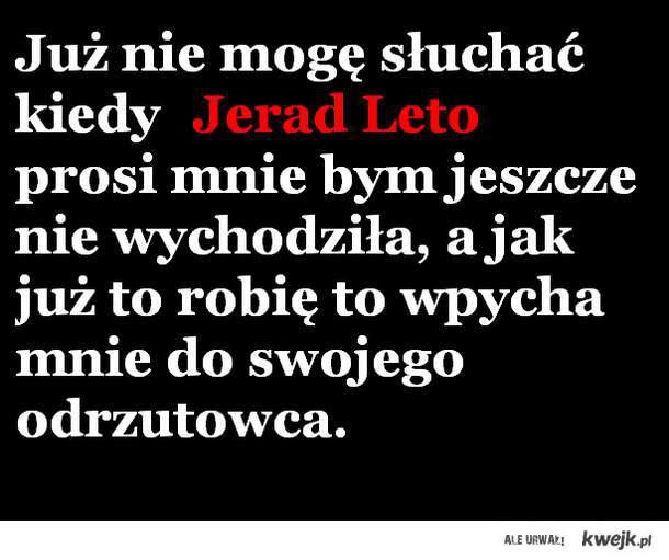 Jerad Leto
