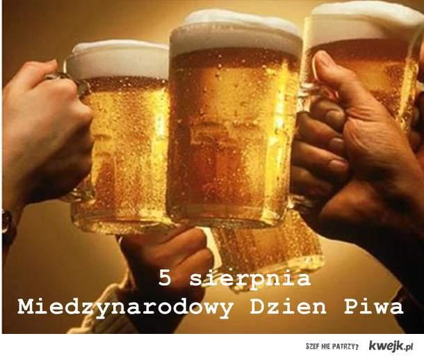 5 sierpnia, Międzynarodowy Dzień Piwa